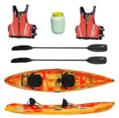 Μίσθωση Sea Kayak