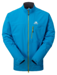 Mountain Equipment Echo Softshell Jacket Blue lagoon
