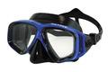 Μάσκα X Dive Matrix Black - Blue