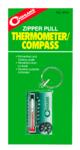 Θερμόμετρο-Πυξίδα Coghlans Zipper Thermo-Compass