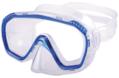Μάσκα παιδική Blue Wave Frany Junior Μπλε