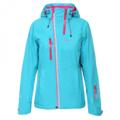 Γυναικείο αδιάβροχο Jacket Icepeak Bella Turquoise