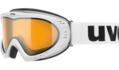 Μάσκα Uvex cevron - Polarwhite mat - lasergold lite clear (S1)