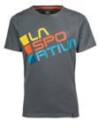 La Sportiva Square T-Shirt M Slate