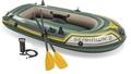 Βάρκα Φουσκωτή Intex Seahawk 2 SET (με κουπιά & τρόμπα)