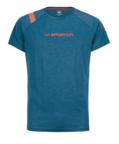 Ανδρικό T-shirt La Sportiva Van TX Top Lake