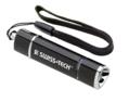 Mini Stretch LED Flashlight Black