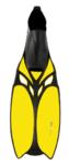 Πέδιλα Blue Wave Migra Μαύρο-κίτρινο
