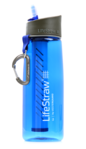 Φίλτρο νερού Lifestraw GO Personal portable water bottle Blue