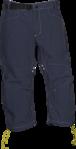 Ανδρικό παντελόνι αναρρίχησης Milo Aki 3/4 Μαύρο