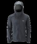 Ανδρικό Αδιάβροχο Jacket Rab Downpour Black