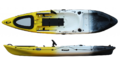 Sea Kayak RTM Abaco 3.60 Big Bang WASP (Yellow / White / Black)