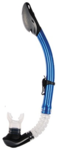 Αναπνευστήρας Scuba Force Kronos Blue - Σιλικόνης