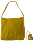 Οικολογική Τσάντα Ticket to the moon 40 lt - Dark Yellow