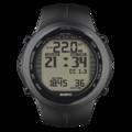 Suunto DX with Black Elastomer καταδυτικό Ρολόι Unisex