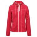 Γυναικείο Fleece Icepeak hoodie Kezia Κόκκινο