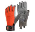 Γάντια αναρρίχησης Βlack Diamond Crag Half-Finger Glove Octane