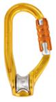 Καραμπίνερ με τροχαλία Petzl Rollclip Triact lock
