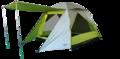 Σκηνή Camping Plus Spectrum 4P - διπλό πανί
