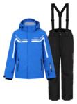 Παιδικό Σετ Σκι Icepeak Harel JR Μαύρο - Μπλε