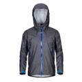 Ανδρικό αδιάβροχο Jacket Mouro Μαύρο-Μπλε
