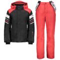 Παιδικό Set Jacket και Παντελόνι Σκι CMP Black
