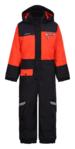 Παιδική Φόρμα Σκι Icepeak Jonah KD Μαύρο - Κόκκινο