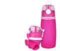 Παγούρι Alpin Medical grade silicone 0.550lt Pink