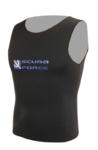 Γιλέκο neoprene Scuba Force 3mm Jersey - Φόδρα