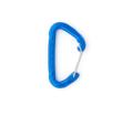 Καραμπίνερ Απλό Fader Carabiner Petit Dru straight wire gate Blu
