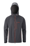 Rab Softshell Salvo Jacket Anthracite