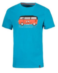 La Sportiva T-shirt Van Men Tropic Blue