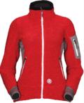 Fleece Milo Naha Women's Κόκκινο