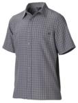 Ανδρικό πουκάμισο SS Eldridge Γκρι