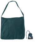 Bag Ticket to the moon 20 lt - Dark Green (0505)