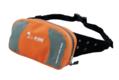 Τσαντάκι μέσης αδιάβροχο Jr Gear 1,5L - πορτοκαλί