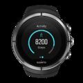Suunto Spartan Ultra Black HR Ρολόι Unisex