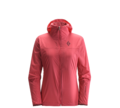 Γυναικείο Softshell Black Diamond Alpine Start Hoody Peony
