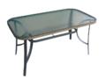 Τραπέζι 140x80cm με κοτσίδα