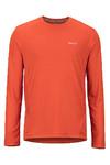 Μπλούζα Marmot Windridge LS Shirt Orange Haze