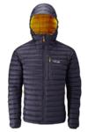 Ανδρικό πουπουλένιο Rab Microlight Alpine Jacket Steel Grey