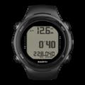 Suunto D4I with Black Strap καταδυτικό Ρολόι Unisex