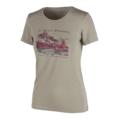 Γυναικείο T-shirt CMP Man Slub Jersey