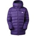 Γυναικείο Πουπουλένιο Τζάκετ Mountain Equipment Senja Jacket Tyrian Purple