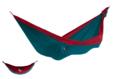 Αιώρα Ticket to the moon Double - Emerald Green - Burgundy -3634
