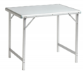 Unigreen Τραπέζι Αλουμινίου 90x60cm