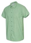 Ανδρικό πουκάμισο SS Icepeak Lance Πράσινο