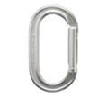 Καραμπίνερ Black Diamond Oval Keylock Polished