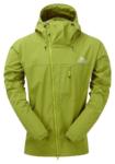 Mountain Equipment Squall Hooded Softshell Jacket Kiwi