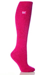 Γυναικείες Heat Holders Lite Long Socks Rasberry